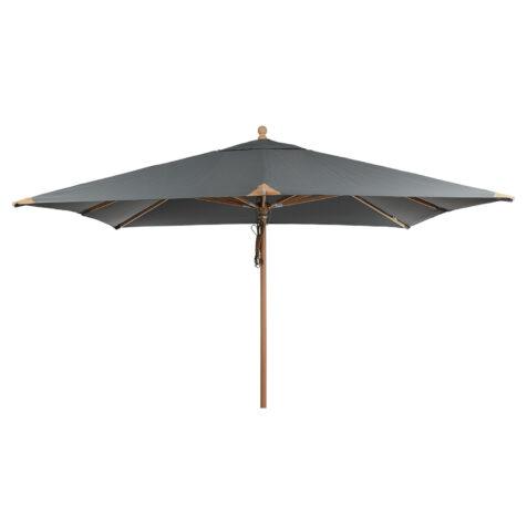 Brafab Como parasoll grå 300x300 cm