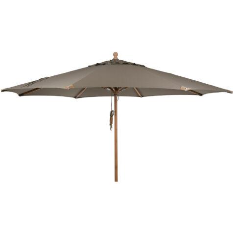 Brafab Parma parasoll Ø350 cm taupe