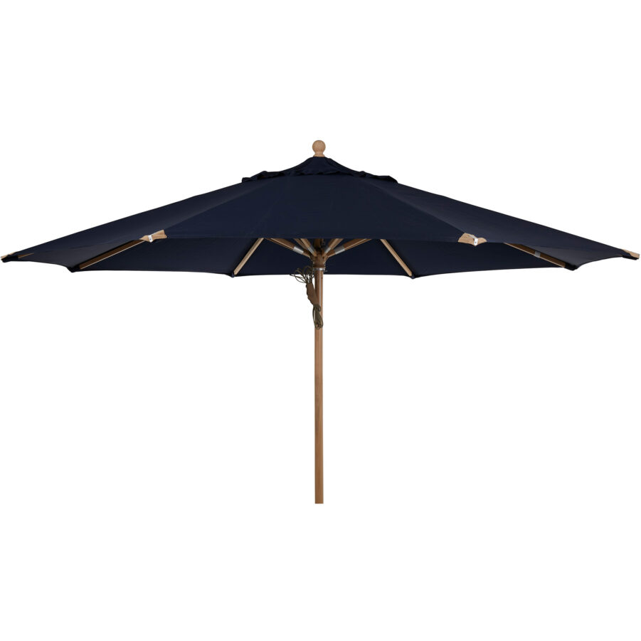 Brafab Parma parasoll Ø350 cm marin
