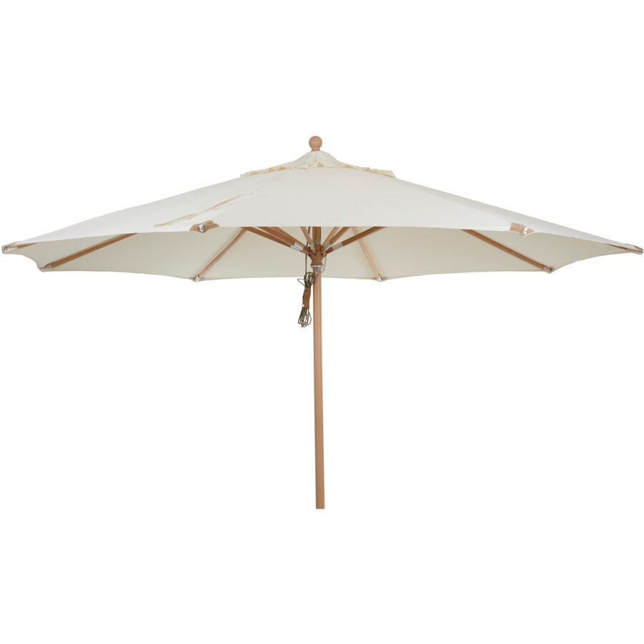 Brafab Parma parasoll Ø350 cm natur