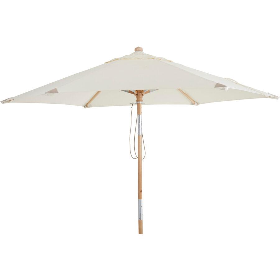 Brafab Trieste parasoll Ø250 cm natur