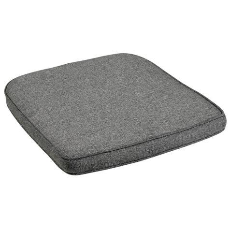 Brafab Ninja sittdyna 42x47 cm antracit polyester