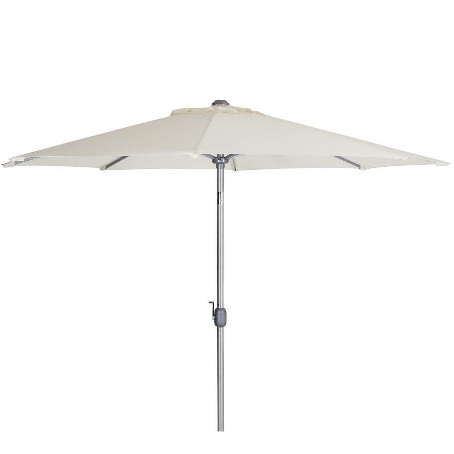 Andria parasoll från Brafab i ljusbeige.