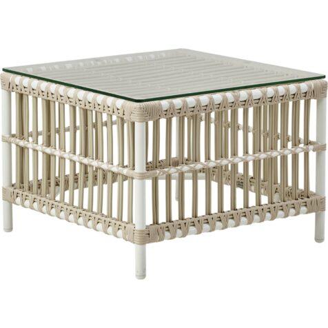 Caroline bord i duvvitt från Sika-Design.