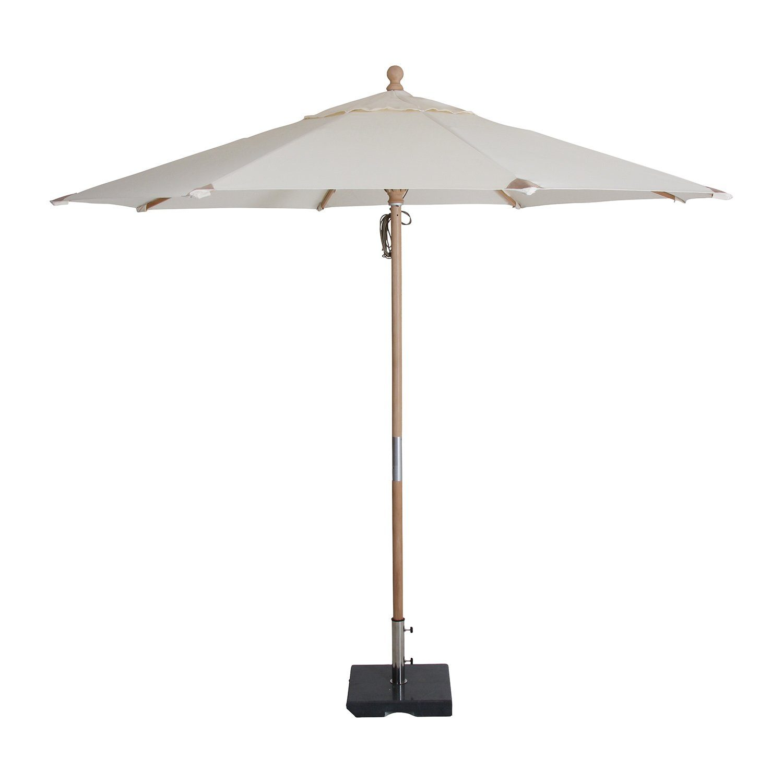 Reggio parasoll i natur från Brafab.