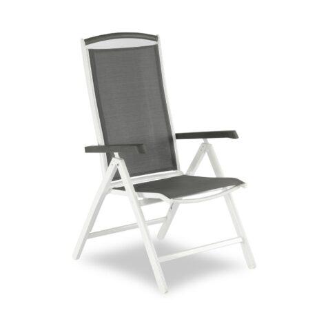 Andy positionsstol i vitt och grått från Brafab.