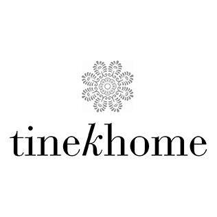 Varumärket Tine-K home's logotyp.