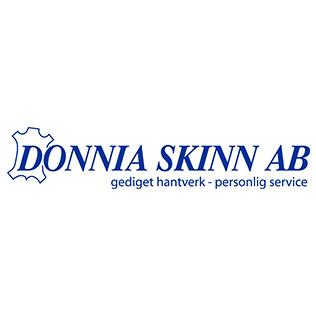 Donnia Skinn AB logotyp
