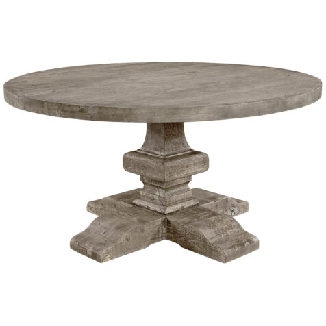 Paris matbord i färgen pebbles grey.