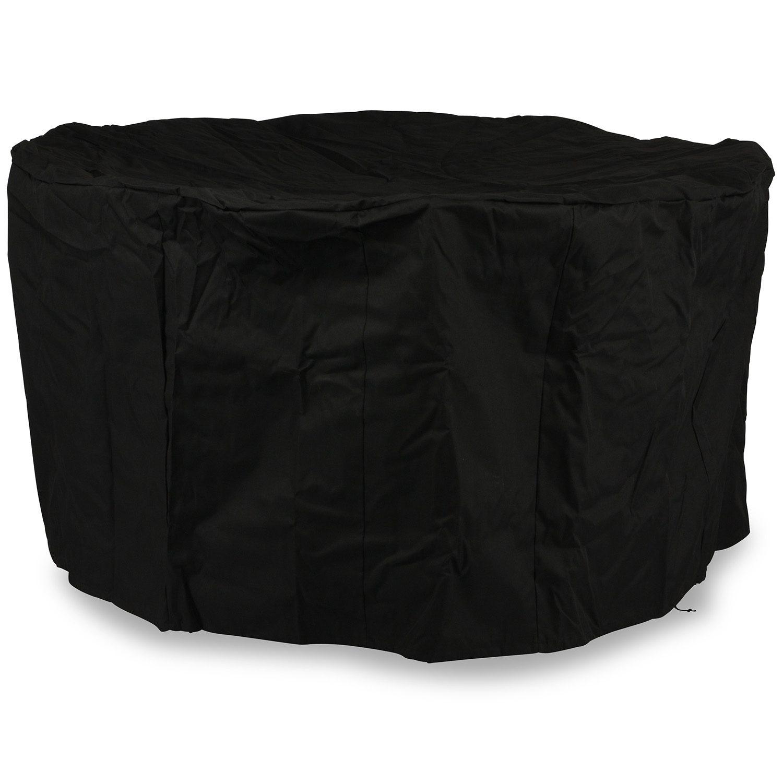 Möbelskydd från Cane-Line i svart polyester.
