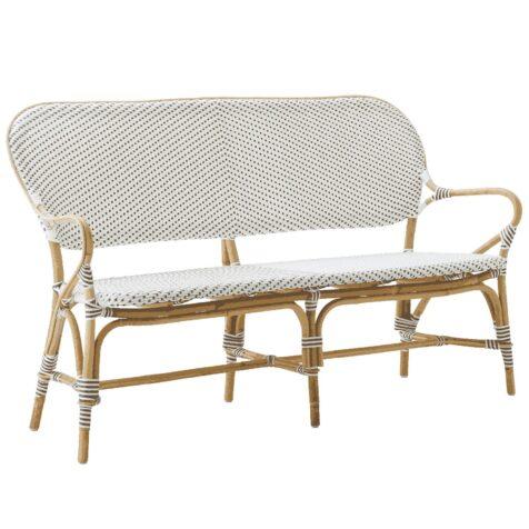 Isabell soffa i rotting och konstrotting från Sika-Design.