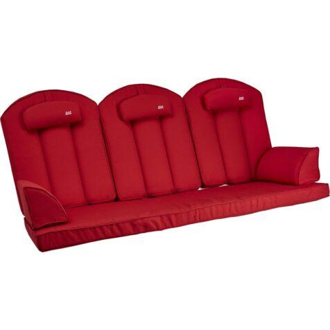 Hammockset Edition röd i strukturdralon från Fritab