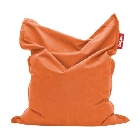 The Original Stonewashed orange från Fatboy.