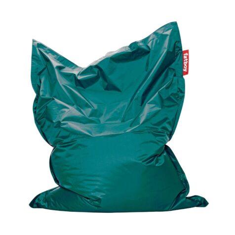 Fatboy Original saccosäck i turkos.
