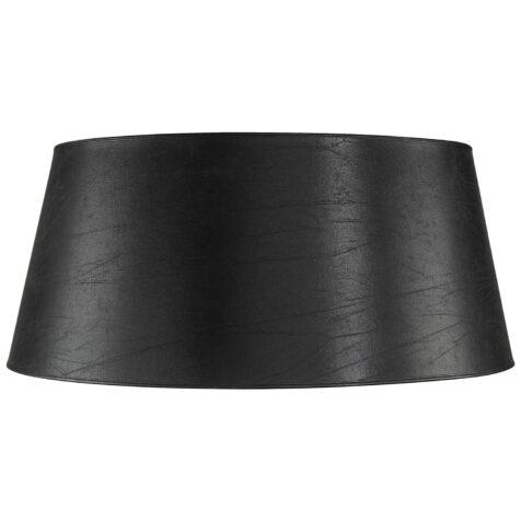 Artwood Shade Classic lampskärm leather black Ø30-35 cm