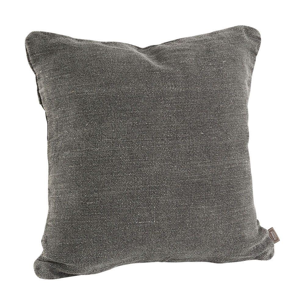 Black Linen kuddfodral 60x60 cm i linne från Artwood.