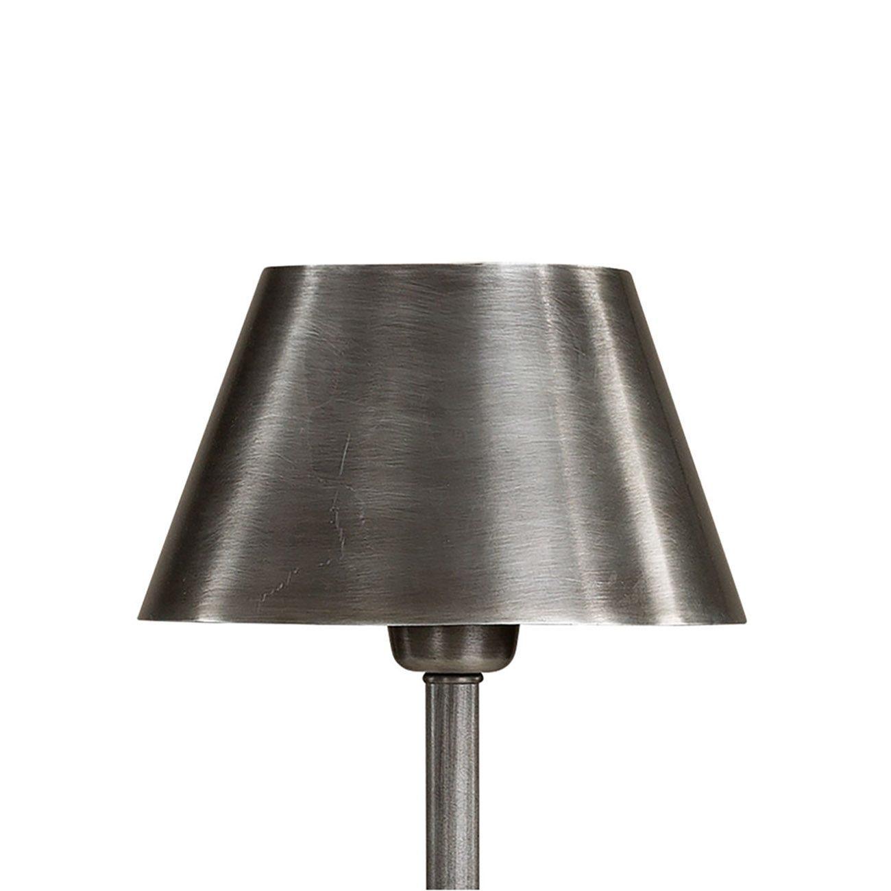 Pewter, liten lampskärm i metall från Artwood.