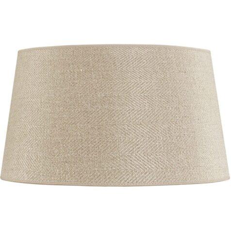 Classic lampskärm i beige linne från Artwood.