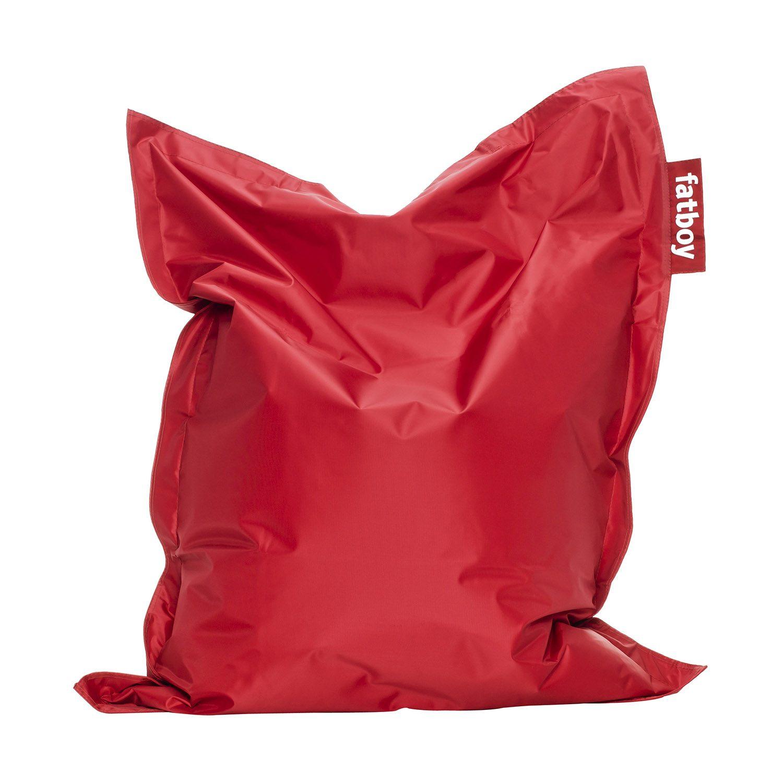 Fatboy junior saccosäck i rött från Fatboy.