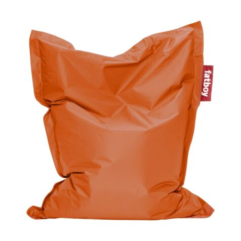 Fatboy junior saccosäck i orange.
