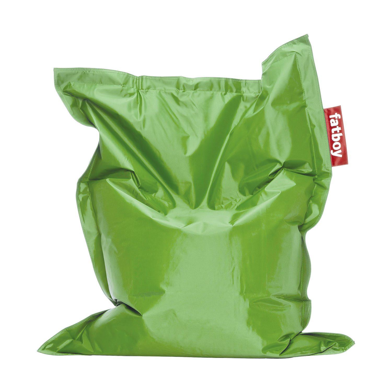 Grön Fatboy junior saccosäck.