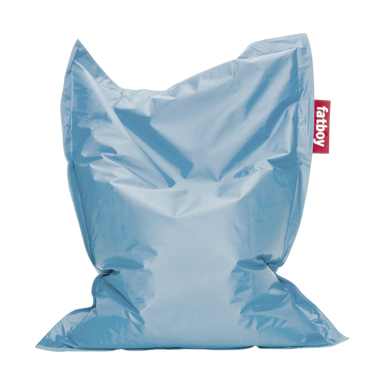 Saccosäck isblå från Fatboy.