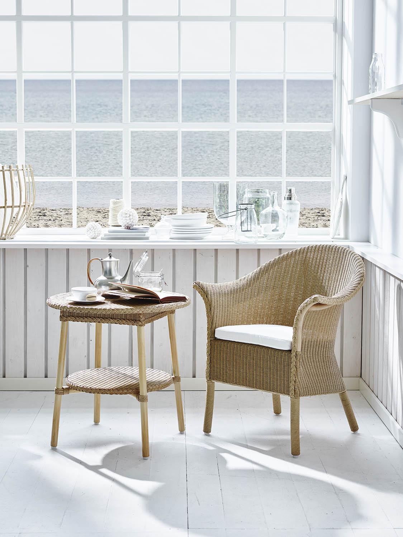 Classic stol och sidobord från Sika-design.