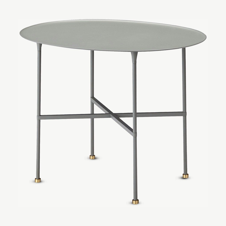 Brut bord i grått från Skagerak