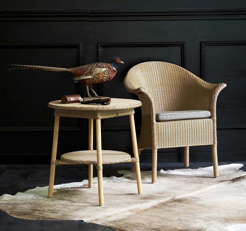 Classic stol från Sika Design i naturrotting.