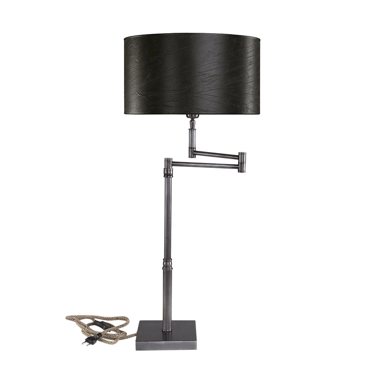 Pewter Swing bordslampa i järn från Artwood.
