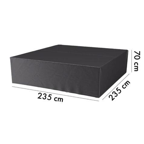 7933 Aerocover möbelskydd, 235x235 cm höjd 70 cm