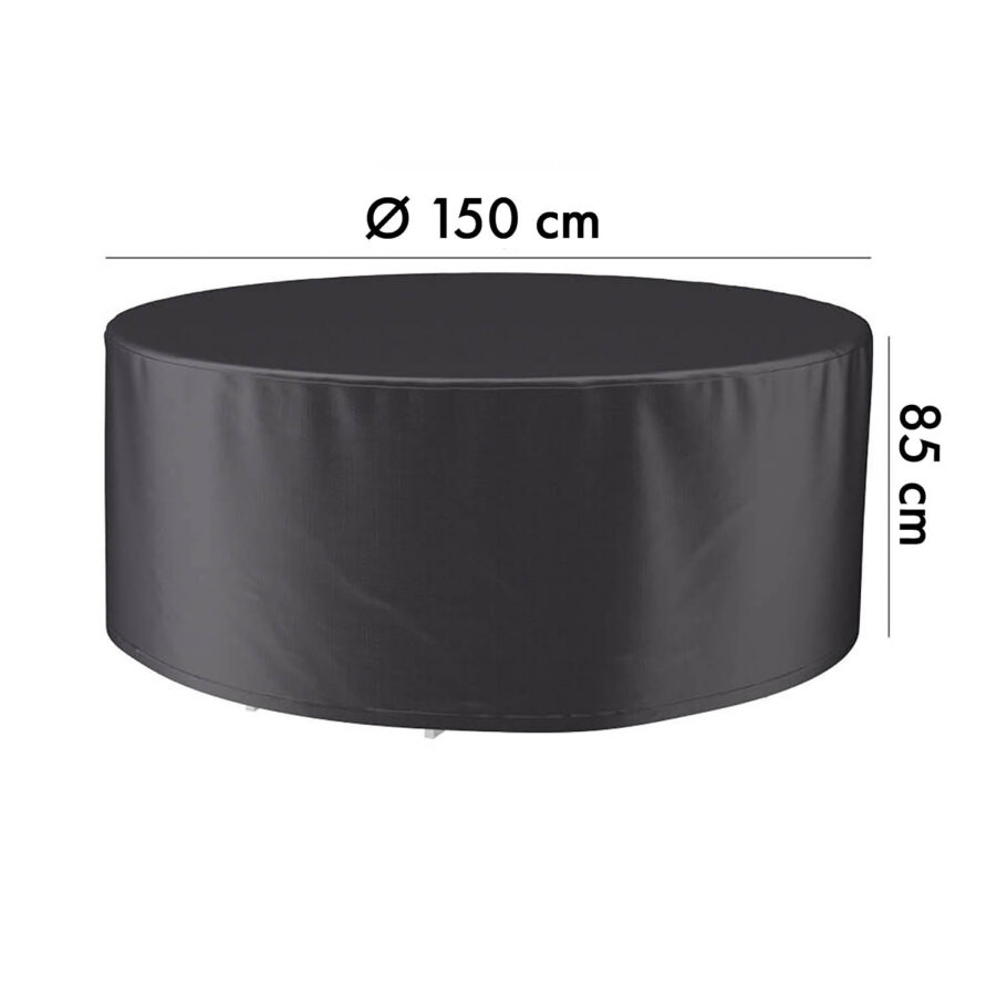 7911 Aerocover möbelskydd, Ø150 cm höjd 85 cm
