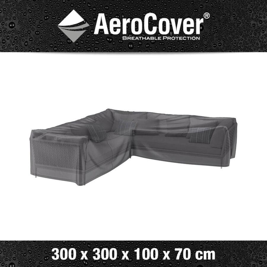 Bild på hörnsoffskyddet 7943 från Aerocover.