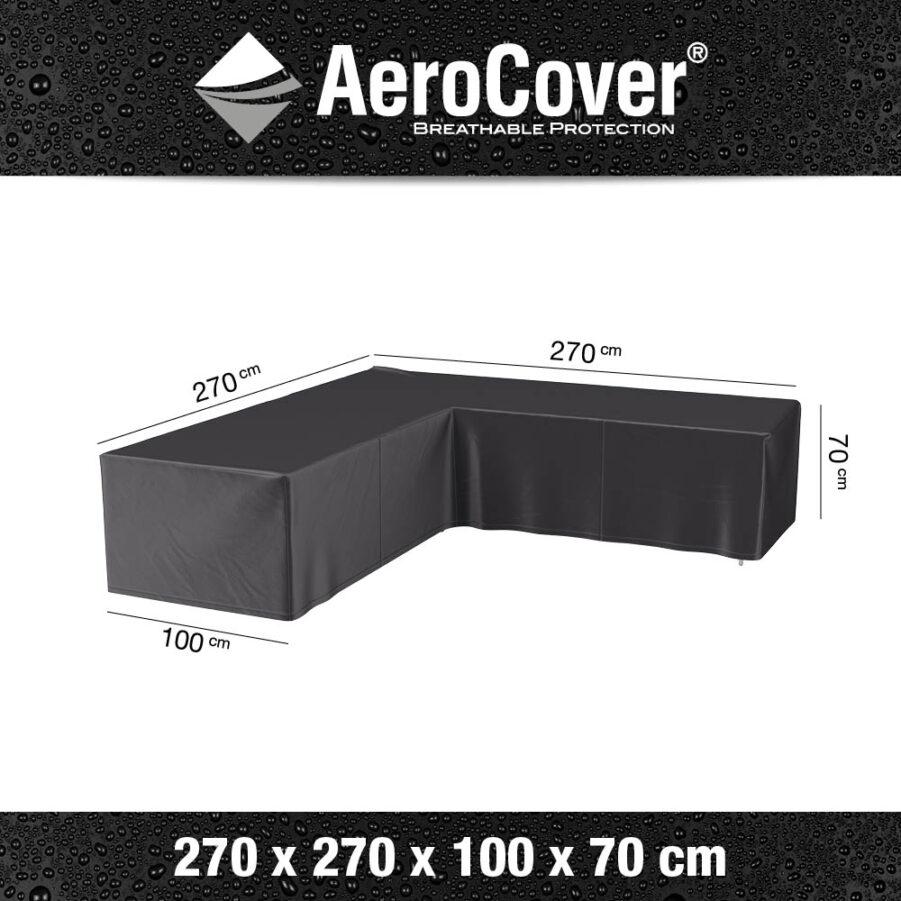Bild på hörnsoffskyddet 7942 från Aerocover.