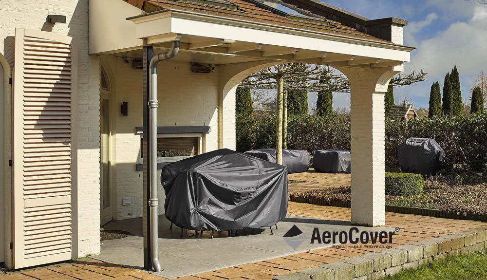 Miljöbild av aerocover möbelskydd från Platinum