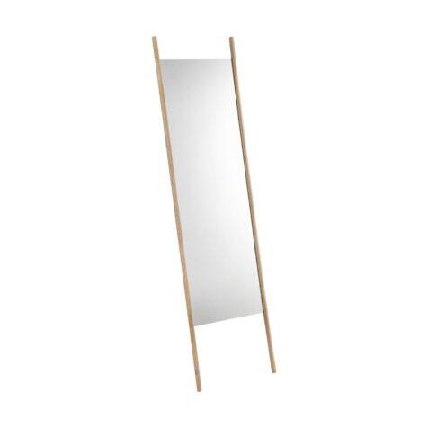 Georg stor spegel i ek från Skagerak
