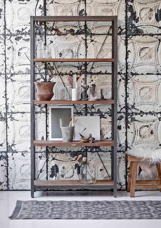 Shelly bokhylla från Sika Design.