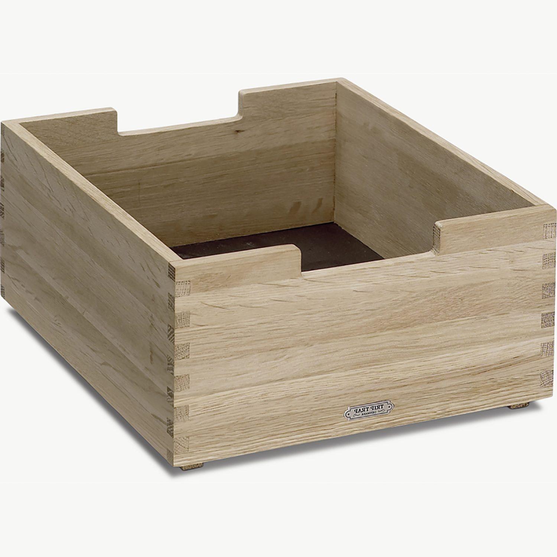 Cutter box liten i ek från Skagerak