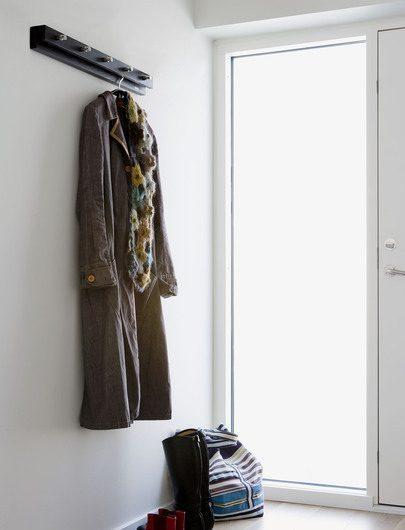 Cutter klädhängare 72 cm, svart från Skagerak