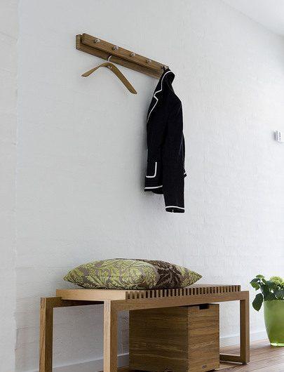 Miljöbild av Cutter hängare 72cm i teak från Skagerak