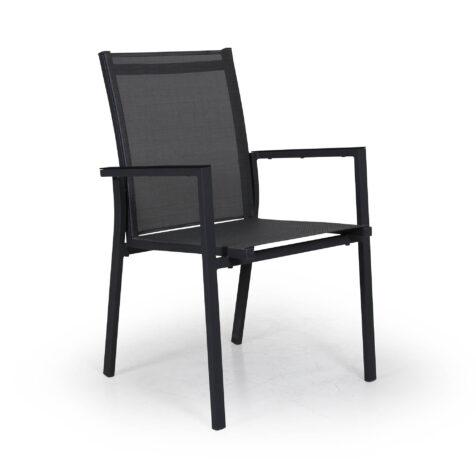 Brafab Avanti stapelstol antracitgrå/grå
