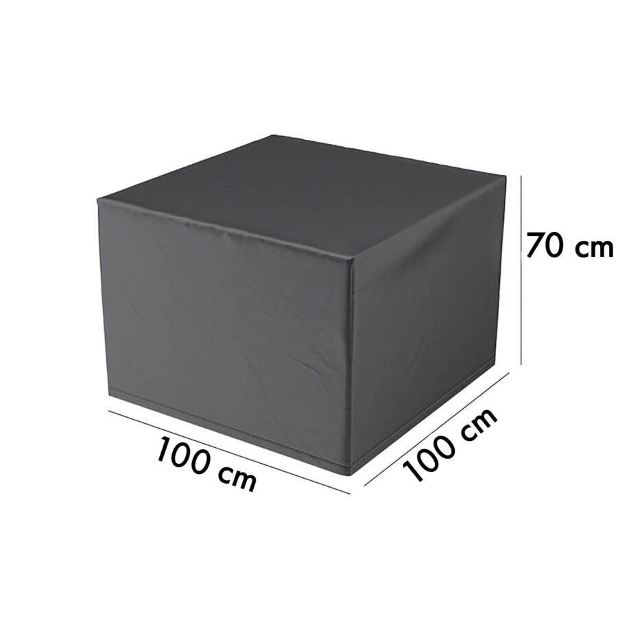 7960 Aerocover möbelskydd för fåtölj, 100x100 cm höjd 70 cm