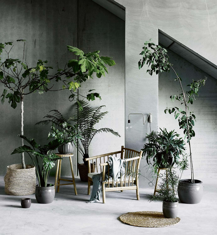Stol i bambu från Tine K.