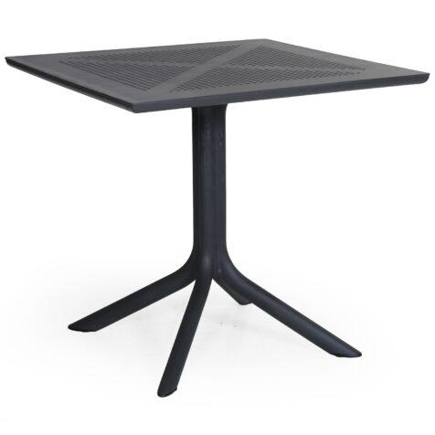 Clip plastbord i färgen antracit från Brafab.