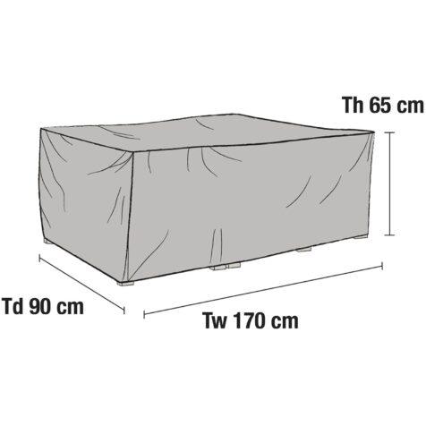 möbelskydd till soffor 170x90x65 cm från Brafab.