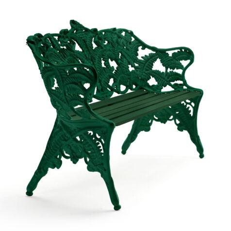 Byarums Bruk Classic Soffa Gröna gavlar grön furu