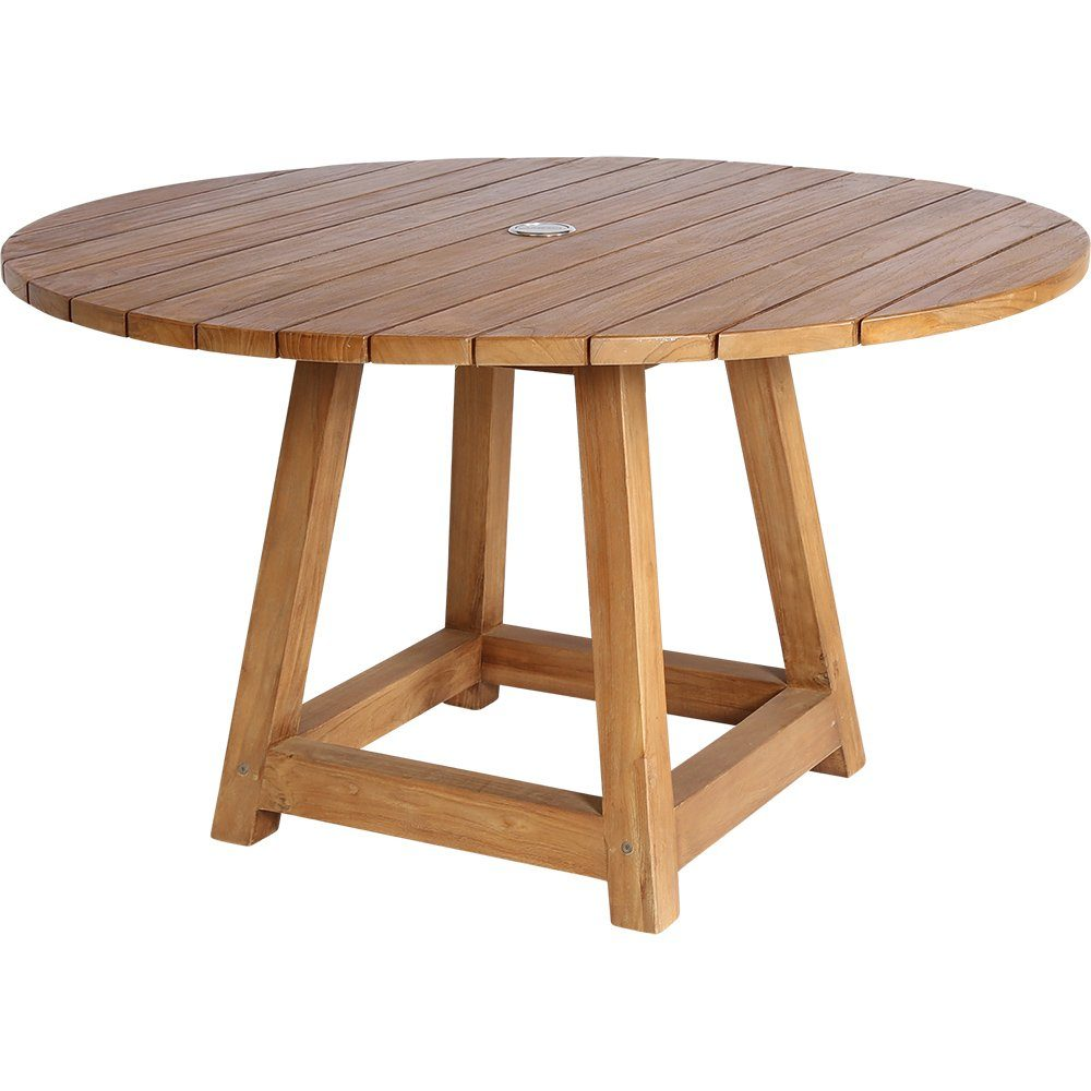 George bord i teak från Sika Design.