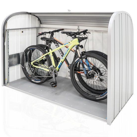 Cykelförvaring för StoreMax förvaringsbox från Biohort