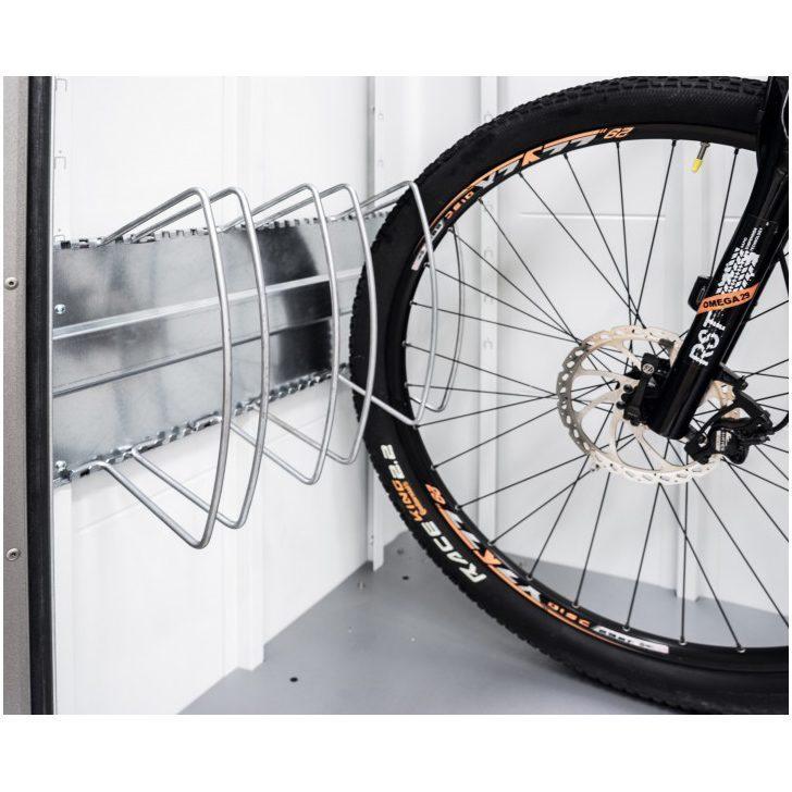 Cykelhållare för HighBoard Förvaringsbox från Biohort