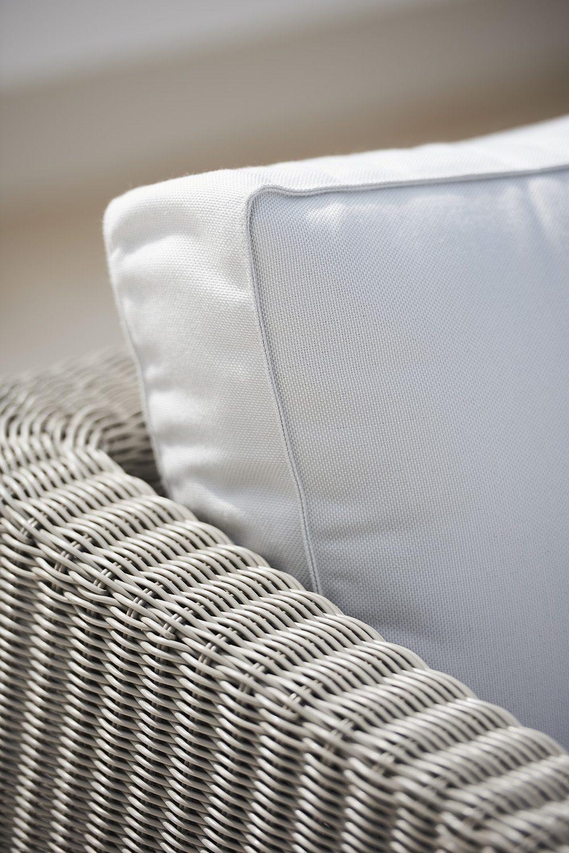 Connect soffa fåtölj i konstrotting.